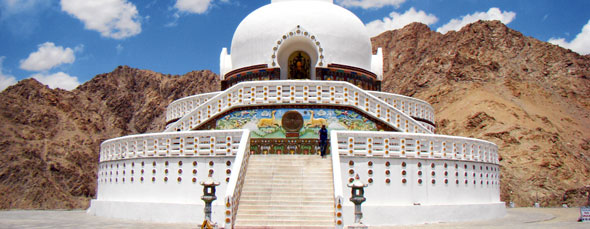 Top Five Star Hotels In Leh