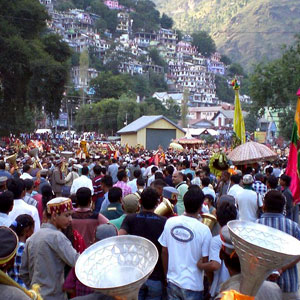 Kullu Manali - Festive Celebrations